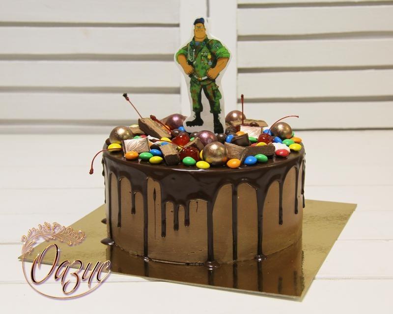торт для дембеля фото своими руками именно такой