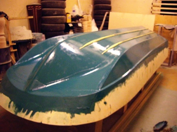доска лодка своими руками из стекловолокна чертежи фото для рабочего