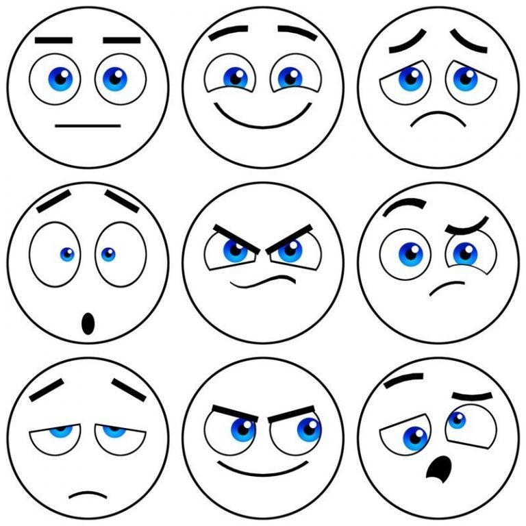картинки что рисуют эмоции оричевском районе