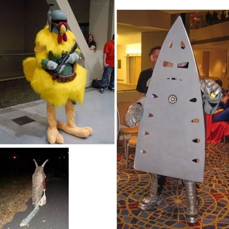 Картинки прикольных костюмов на новый год