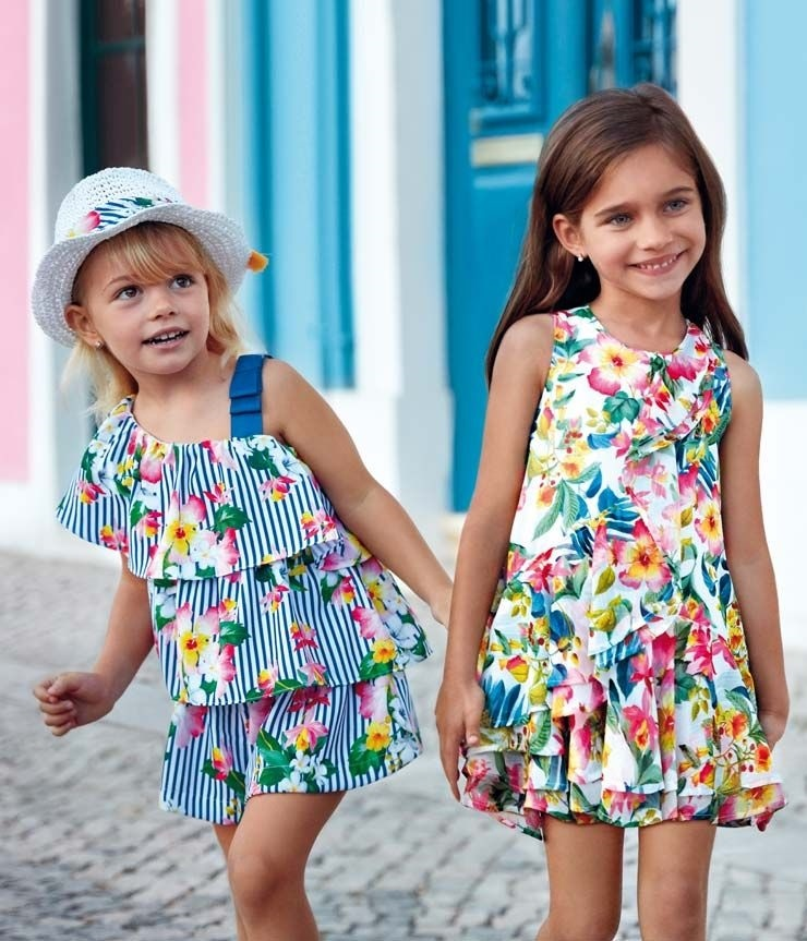 Kids clothes for summer фото подборка 015