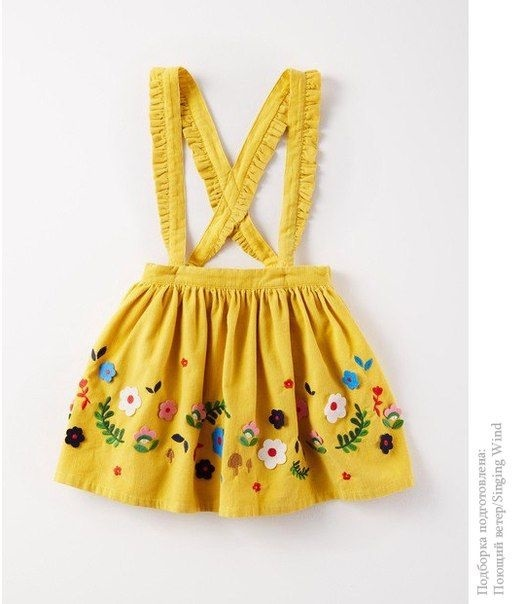 Kids clothes for summer фото подборка 018
