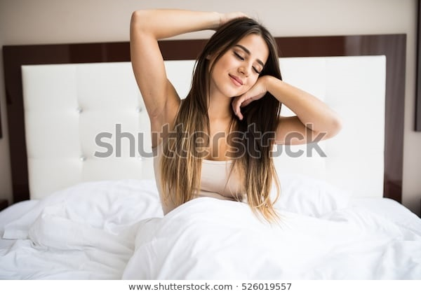 Photo girl and morning 011