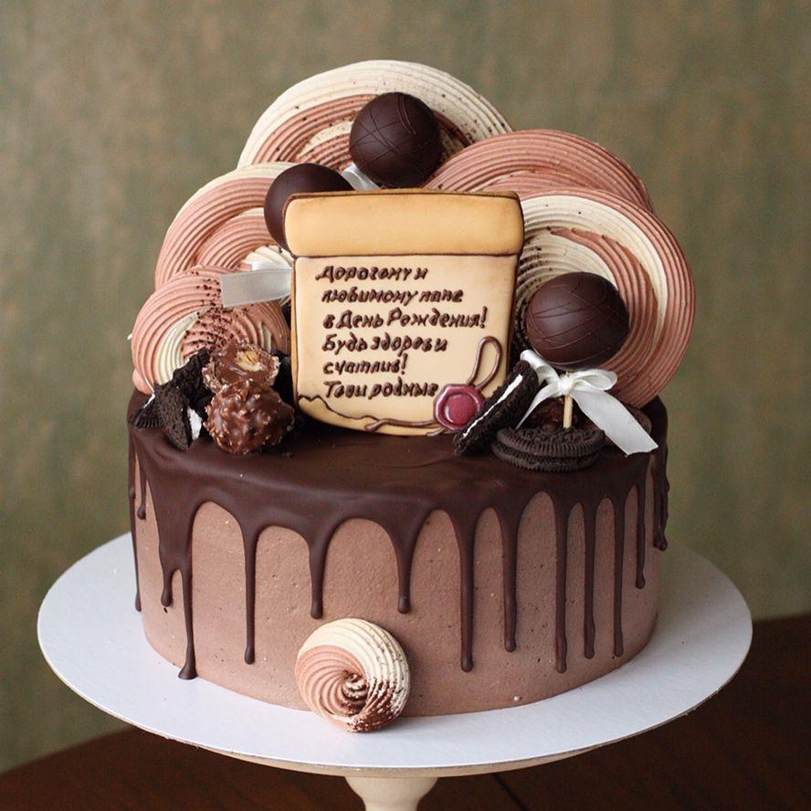 красивые торты на день рождения сестре