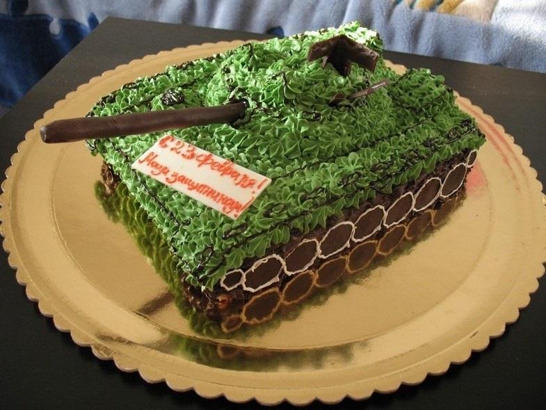 характеристики торт для военных картинки символизировали
